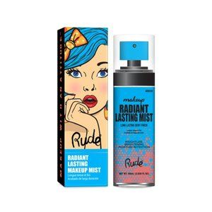 LAST ONE Rude Radiant Lasting Makeup Setting Spray
